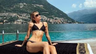 Miley Cyrus im Bikini