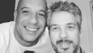 Vin Diesel und Bruder Paul