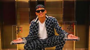 """Rapper Capital Bra holt mit seinem Song """"Neymar"""" einen Rekord nach dem anderen"""