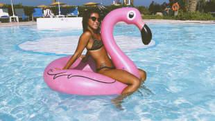 Sarah Lombardi Bikini