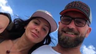 Ingo Kantorek machte seiner Frau Susana wenige Tage vor seinem Unfall eine Liebeserklärung