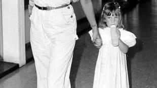 Kate Hudson mit ihrer Mama Goldie Hawn