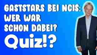Gaststars bei NCIS-Quiz