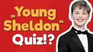 Young Sheldon Quiz
