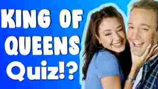 """""""King of Queens"""" Quiz"""