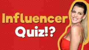 Influencer Quiz Sarah Harrison