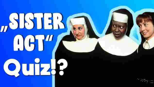 sister act quiz