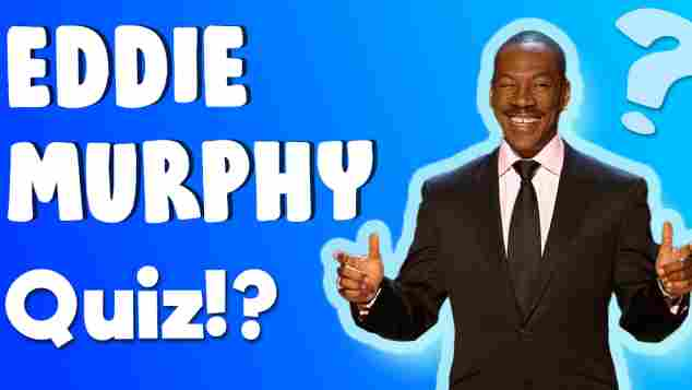 eddie murphy quiz