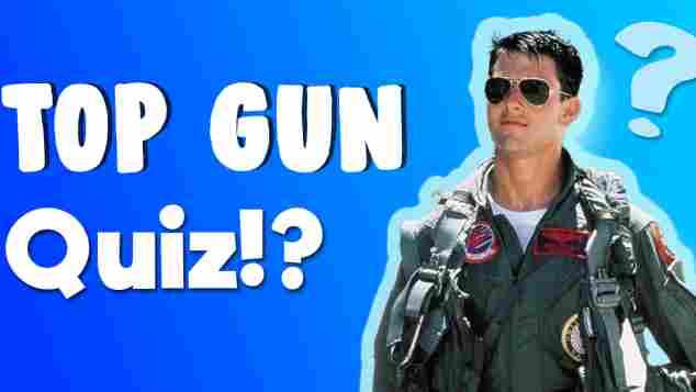 top gun quiz