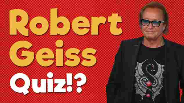 Robert Geiss Quiz