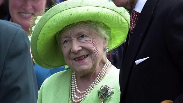 Queen Mum und Prinz Philip