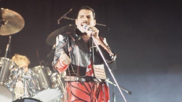 Queen Freddy Mercury