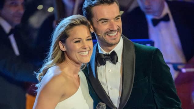 Helene Fischer und Florian Silbereisen: So verliebt sind sie