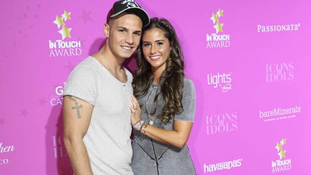 "Pietro und Sarah Lombardi beim ""Icons & Idols Lifestyle Event"""