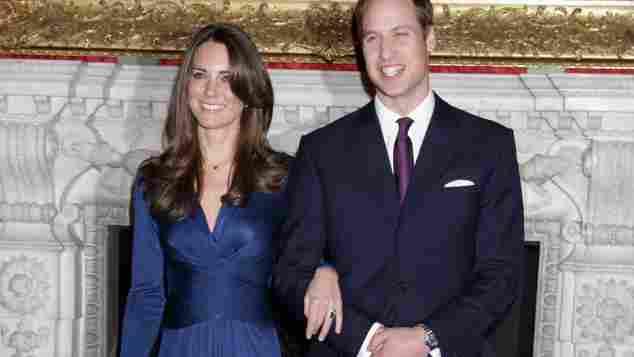 Herzogin Kate Prinz William Verlobung