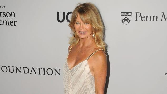 Hollywood-Comeback von Goldie Hawn