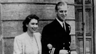 Queen Elisabeth Prinz Philip