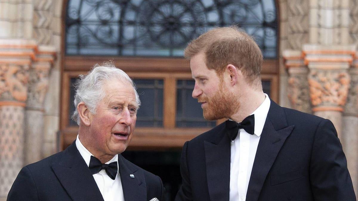 Kurz nach Lady Dianas Tod: Diesen Wunsch hat Prinz Charles Prinz Harry verweigert