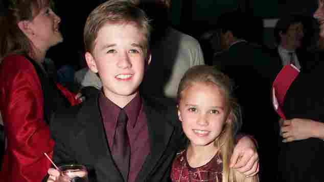 Emily und Haley Joel Osment