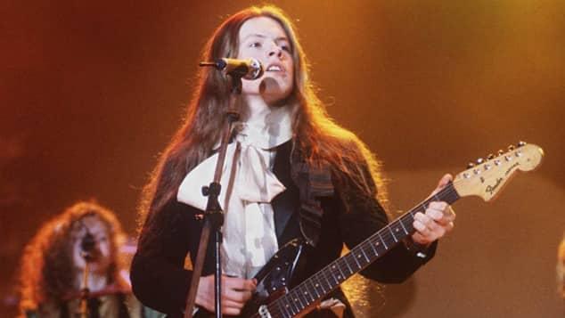 Paddy Kelly 1995 - er war der Mädchenschwarm der Band