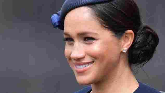 Herzogin Meghan hatte bei der Trooping the Colour Parade ihren ersten öffentlichen Auftritt nach der Geburt