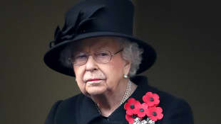 Queen Elizabeth II Remembrance Day