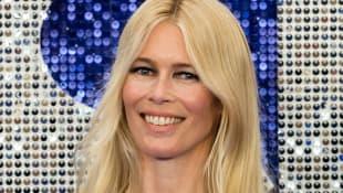 "Claudia Schiffer nackt ""Vogue"""