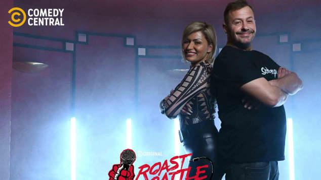 """""""Roast Battle"""": Jasmin und Willi Herren"""