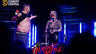 """""""Roast Battle"""": Willi und Jasmin Herren"""