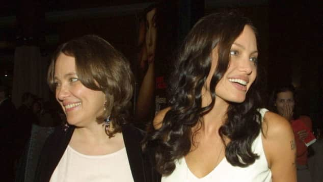 Angelina Jolie Mutter