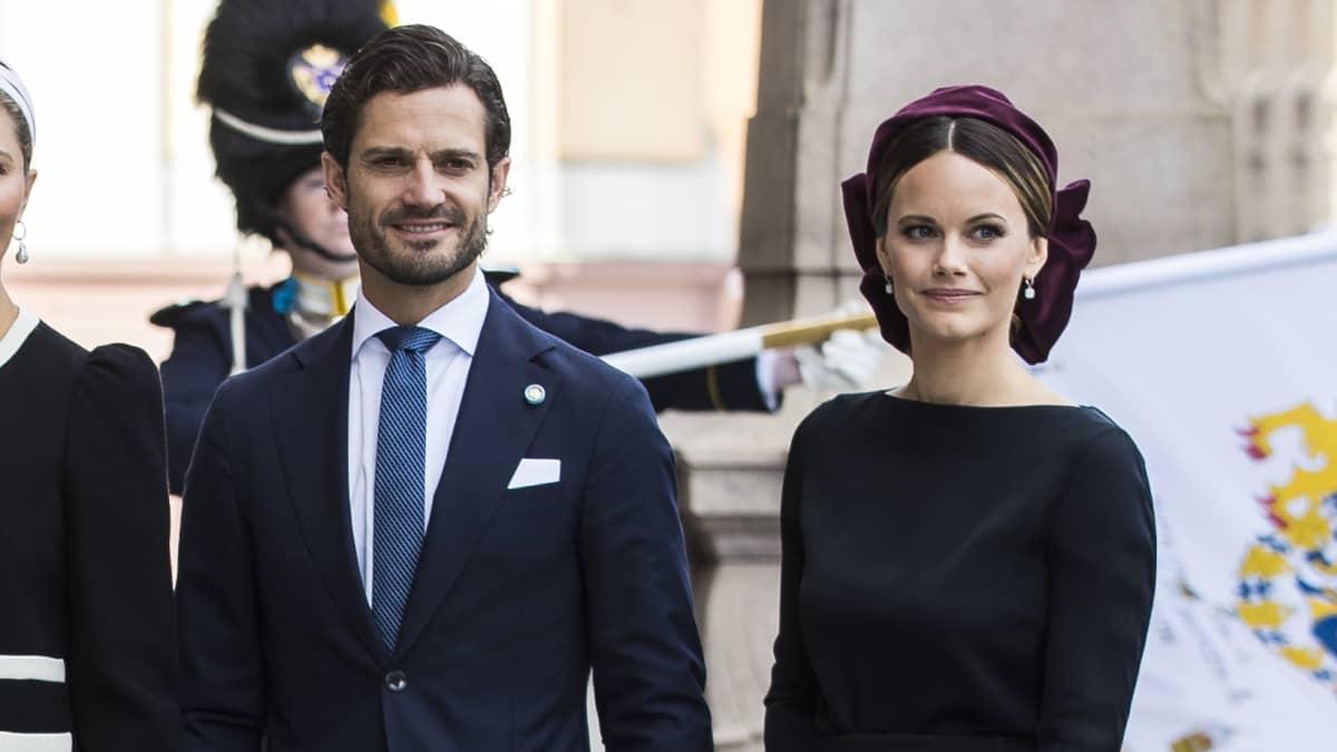 """Prinz Carl Philip und Prinzessin Sofia: """"Unsere Rollen werden sich nicht sehr verändern"""""""