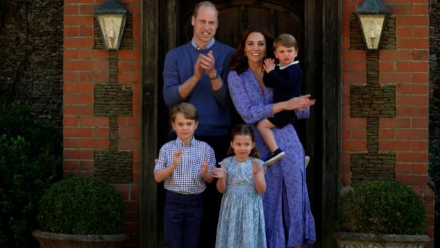 Cambridge Familie