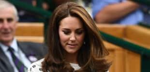 Herzogin Kate: Schwangerschaftspfunde verloren