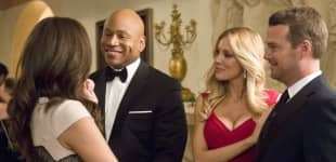 LL COOL J, Bar Paly und Chris O'Donnell