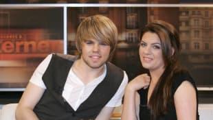 DSDS-Sarah Kreuz und Daniel Schumacher