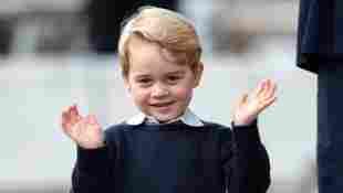 Der kleine Prinz George