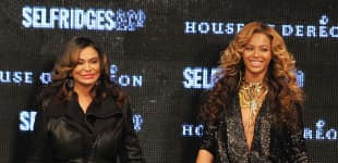 Beyoncé und Tina Lawson