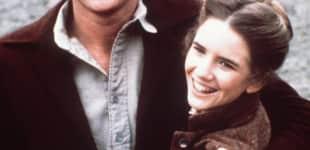Dean Butler und Melissa Gilbert