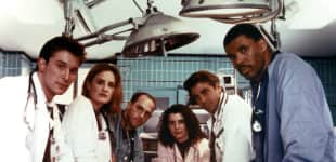 """Emergency Room""-Cast 1994"