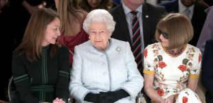 Angela Kelly, Königin Elizabeth und Anna Wintour