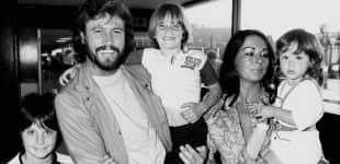 Barry und Linda Gibb haben vier Söhne und eine Tochter