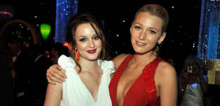 Blake Lively und Leighton Meester, Emmys, Gossip Girl