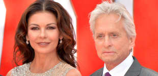 Catherine Zeta-Jones und Michael Douglas sind noch genauso verliebt wie am Anfang