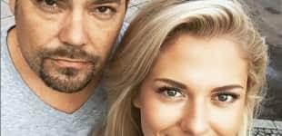 Daniel Fehlow und Valentina Pahde