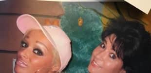So sahen Daniela Katzenberger und ihre Mutter Iris Klein früher aus Die Katze