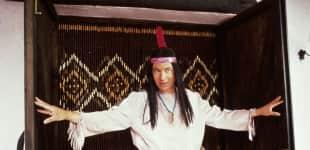 "Michael Bully Herbig als ""Winnetouch"""
