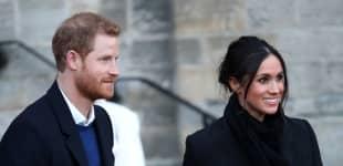 Prinz Harry und Meghan Markle