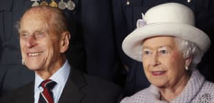 Königin Elisabeth Prinz Philip