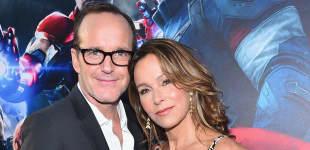 Jennifer Grey und ihr Ehepartner Clark Gregg
