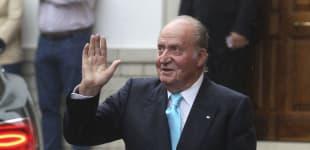 König Juan Carlos in Granada im Mai 2016